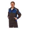 Bundjacke HELIUM G5210 grau/blau