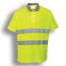 Warnschutz Polo-Shirt Kl.2 gelb