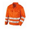 Warnschutzbundjacke orange