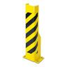 Rammschutzecken schwarz/gelb,VE= 2 Stück