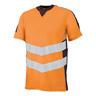 Warn-T-Shirt Sandwell,Gr.2XL,ora/d.anthr