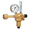 Flaschendruckminderer m.Flowm. Argon/Co2