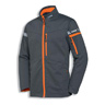 Jacke 8939/anthrazit-orange Gr.XL